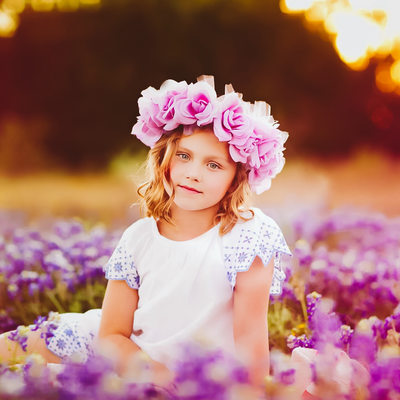 Bluebonnet Photographer Session in Texas