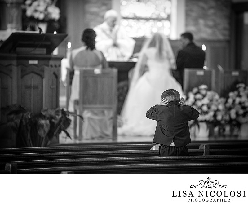 Long Island Catholic Church Weddings