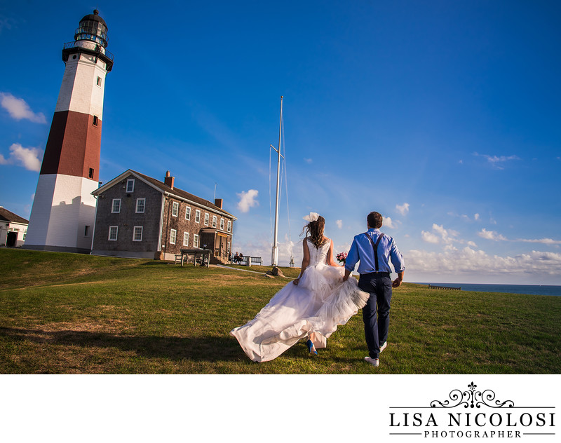Best Montauk Wedding Photographers