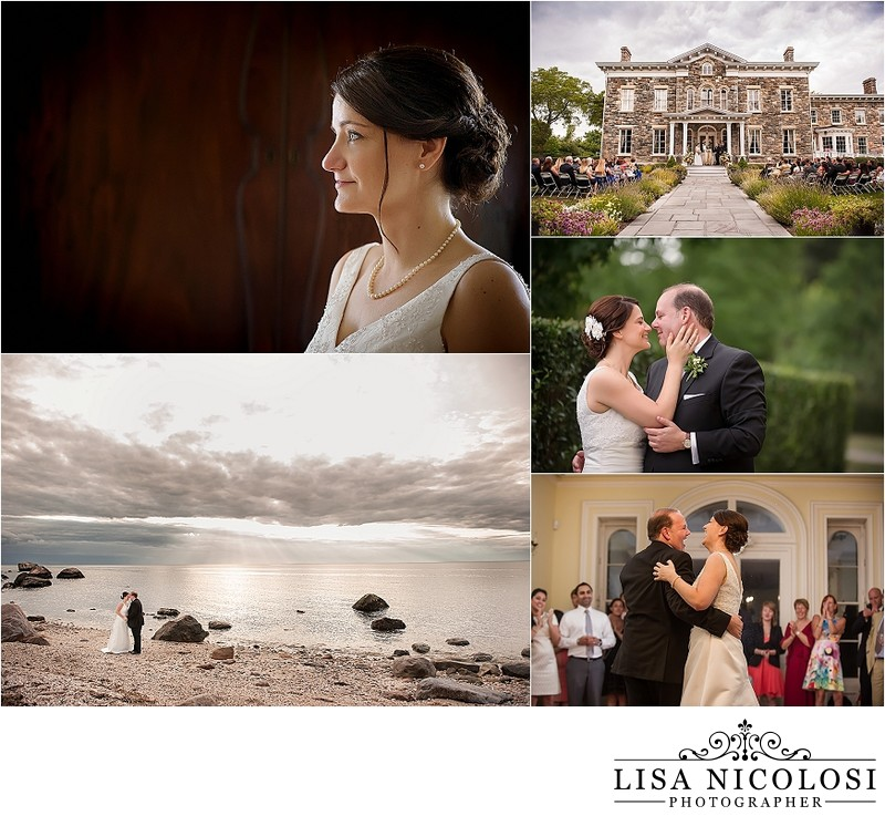 Brecknock Hall Wedding Pics
