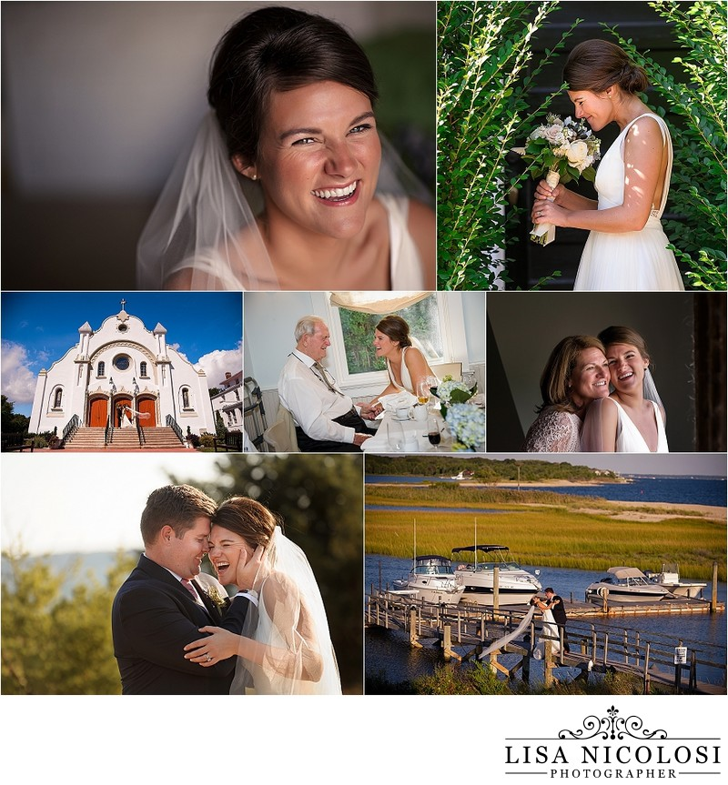 North Fork Wedding Pics