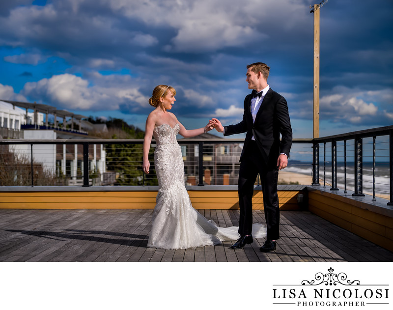 Gurney's Montauk Wedding Photographer