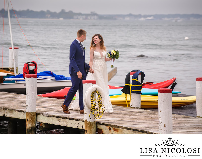 Best Shelter Island Wedding Photographer Pridwin Hotel