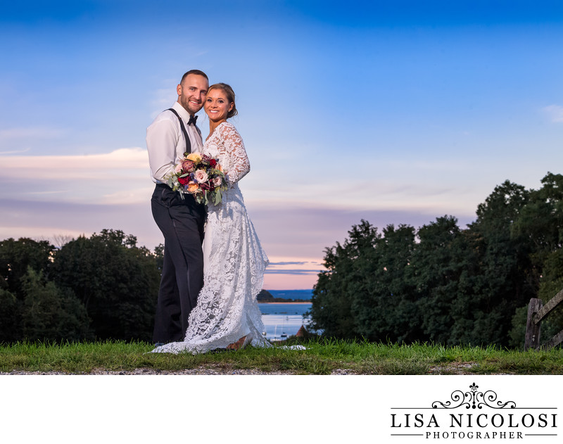 Long Island Wedding at Coindre Hall