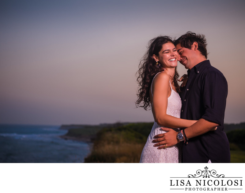 Montauk NY Engagement Photographer