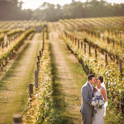 Bedell Cellars Wedding Photographer