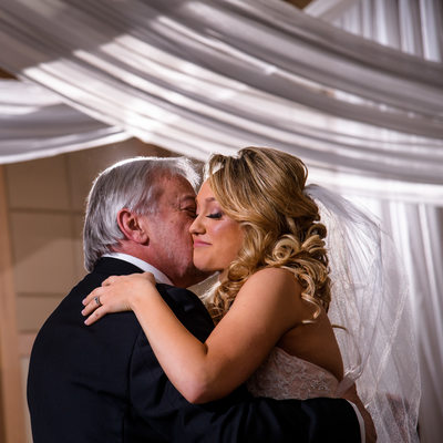 NJ Wedding at Cafe Madison -  Father Daughter Dance
