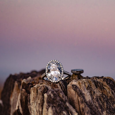 Tiffany Engagement Ring - Montauk Engagement
