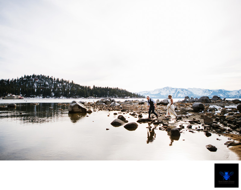 Lake Tahoe Elopement Aventure