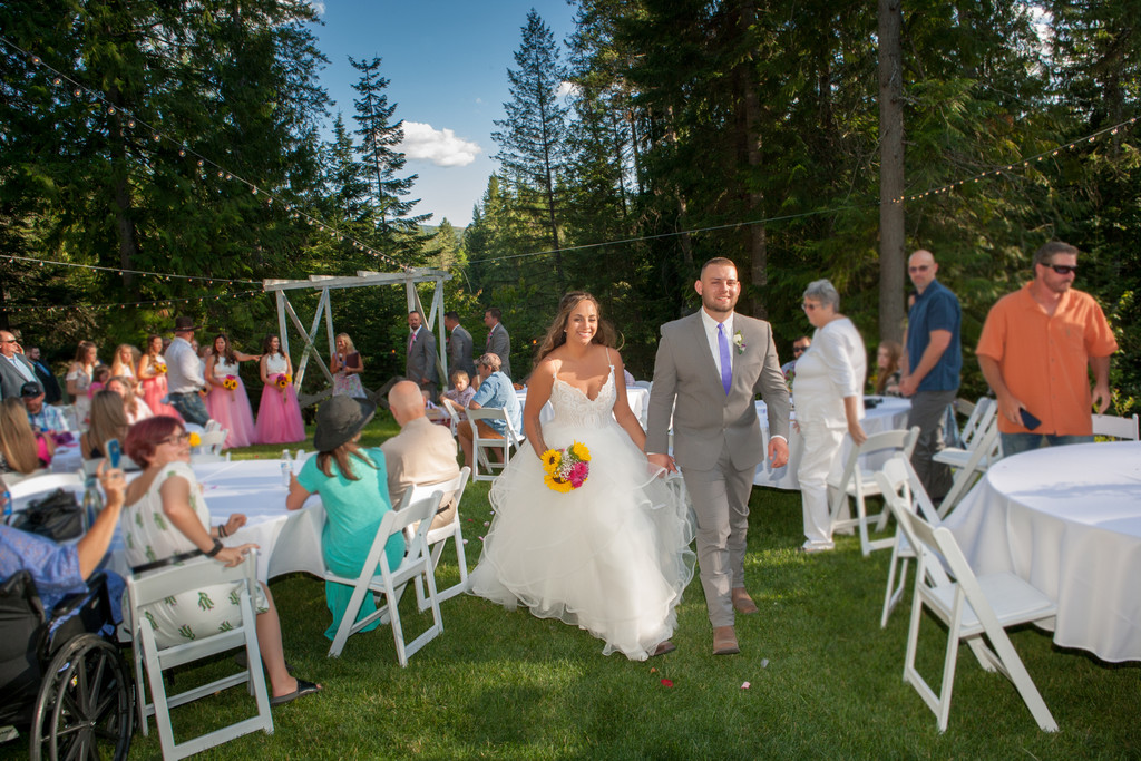 Top Wedding Venue in North Idaho
