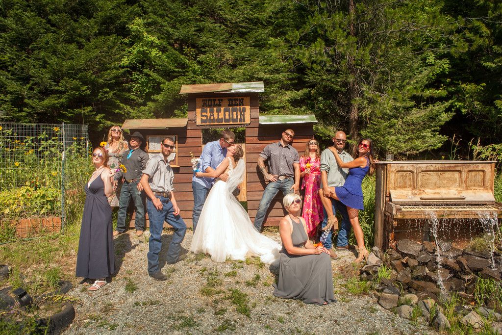 Charming Wedding Venue Near Kootenai County