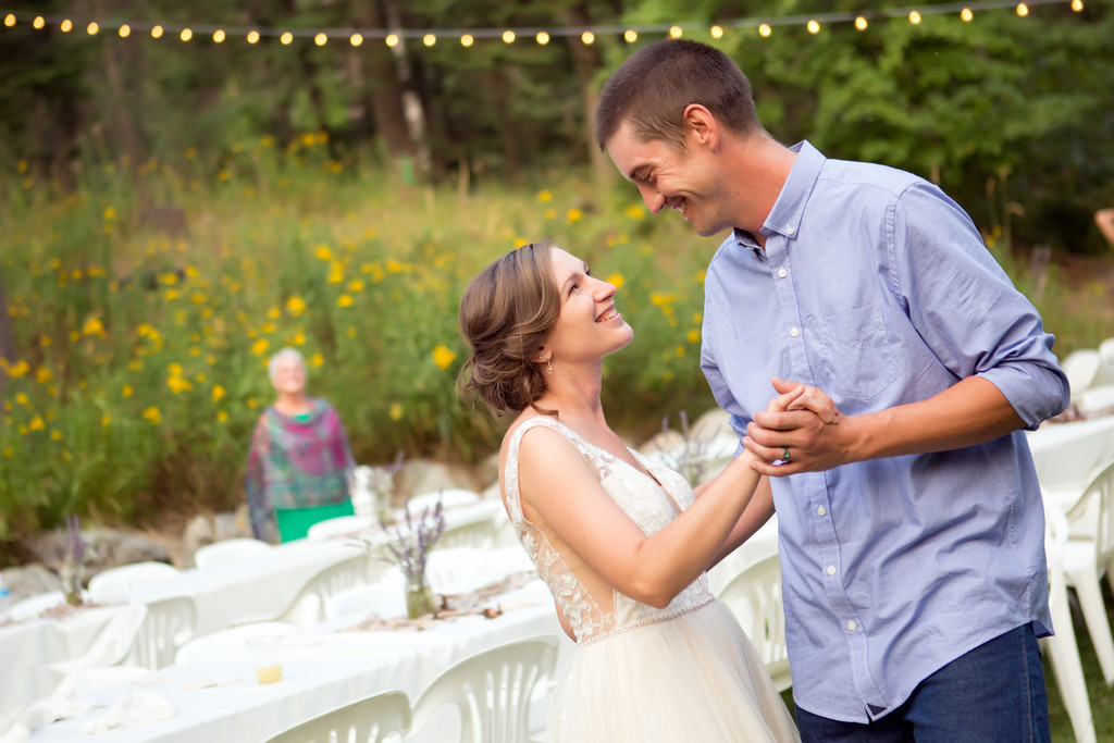 Romantic Riverfront North Idaho Venue