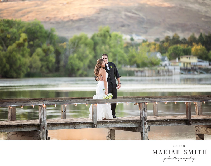 Lake Wedding Photography