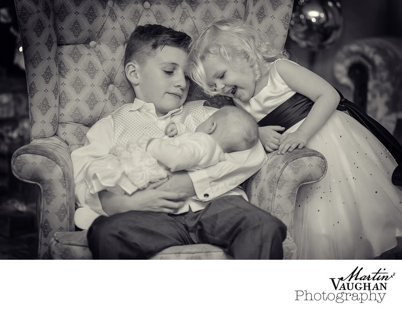 Tre Ysgawen wedding photographs North Wales