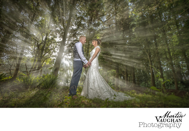 Iconic Tre Ysgawen wedding photography Angelsey
