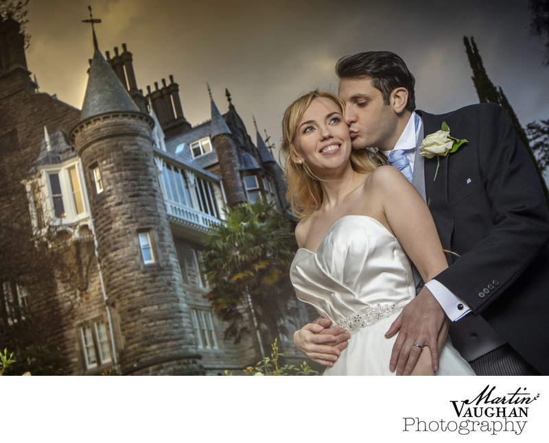 Chateau Rhianfa North Wales wedding