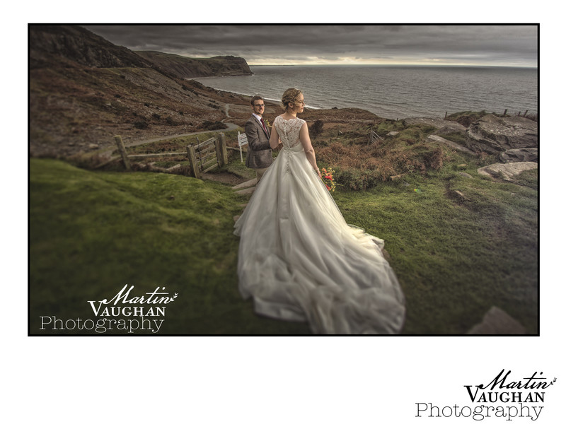 Nant Gwytheryn wedding by Martin Vaughan Photography