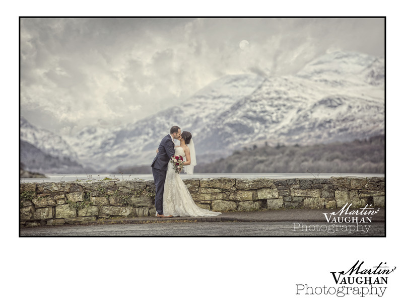 Seiont Manor wedding in Snowdonia