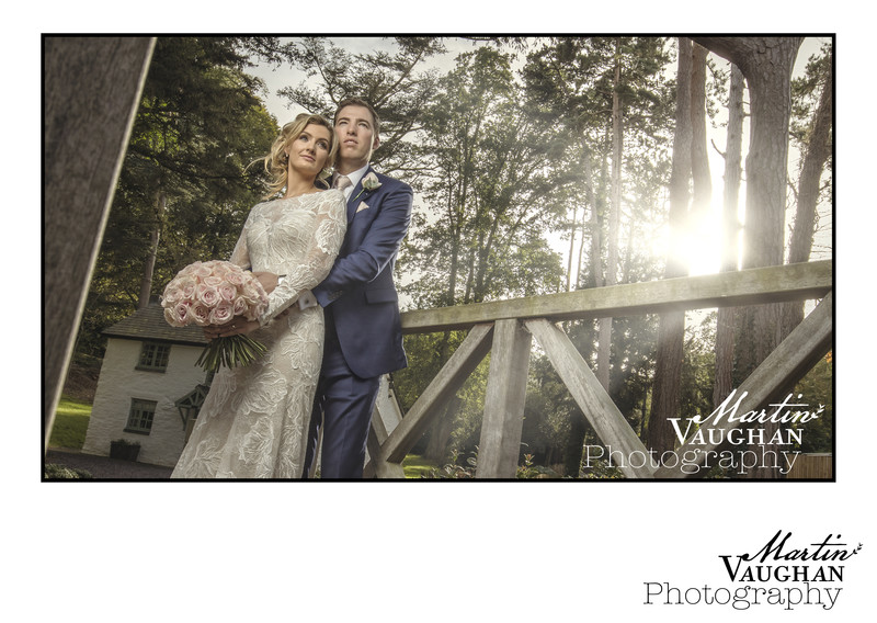 Tyn Dwr llangollen wedding photographer North Wales