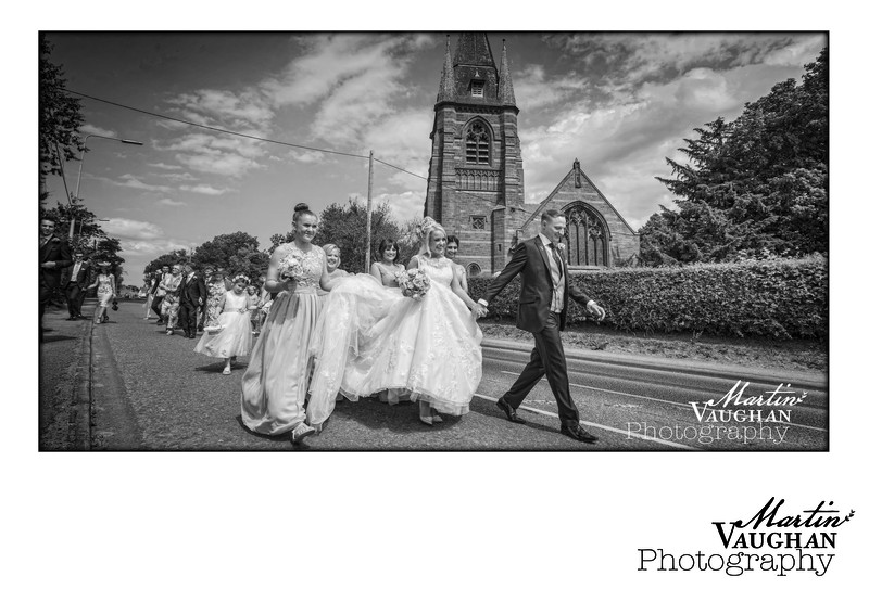 Best Grosvenor Pulford wedding photographer