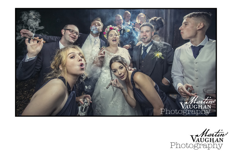 Best Soughton hall wedding photographer