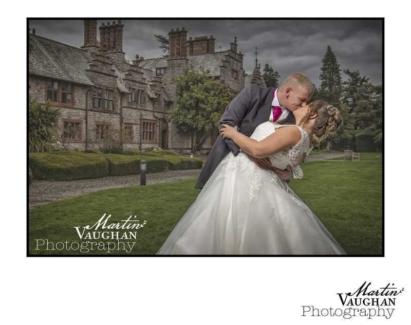 Caer Rhun Hall best wedding photographer North Wales Martin Vaughan