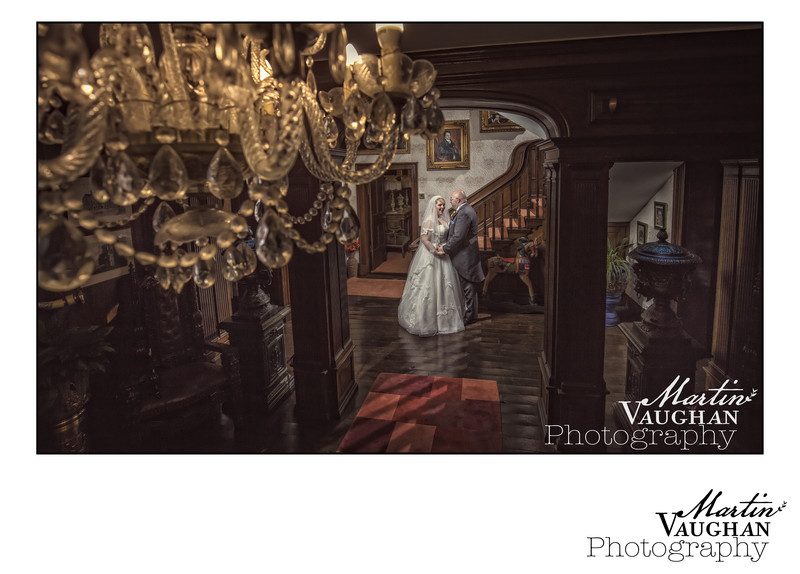 Eriviat Hall wedding photographer Martin Vaughan Photography