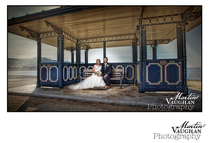 Best wedding photographer in North Wales Quay Hotel