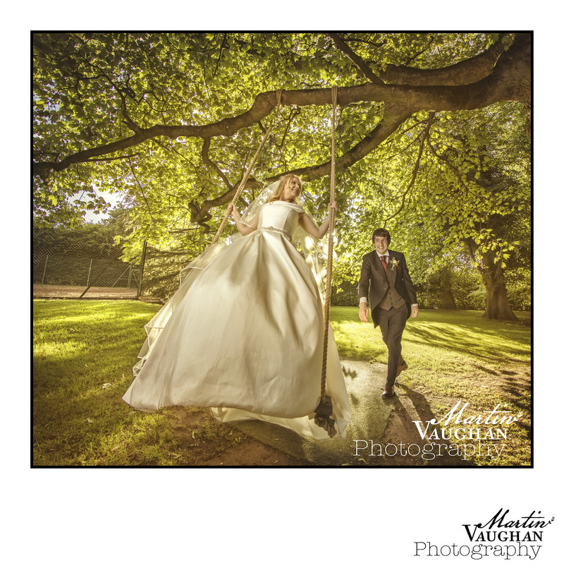 Soughton Hall best wedding photographer Martin Vaughan Photography
