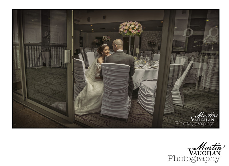 North Wales Wedding photography Quay most romantic wedding photographer