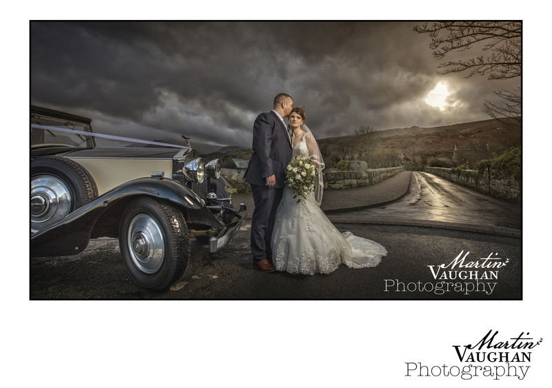 Snowdon wedding Llanberis Royal Victoria best wedding photographer