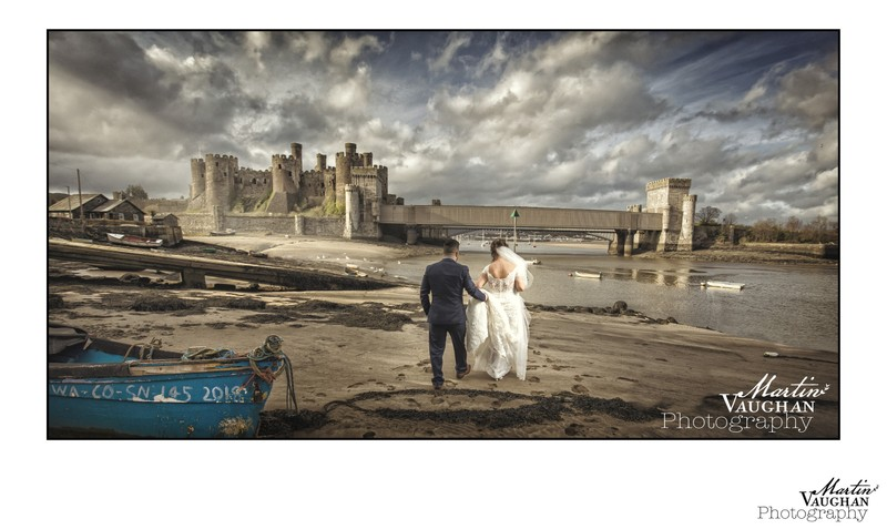 Quay Hotel and Spa wedding photographer North Wales