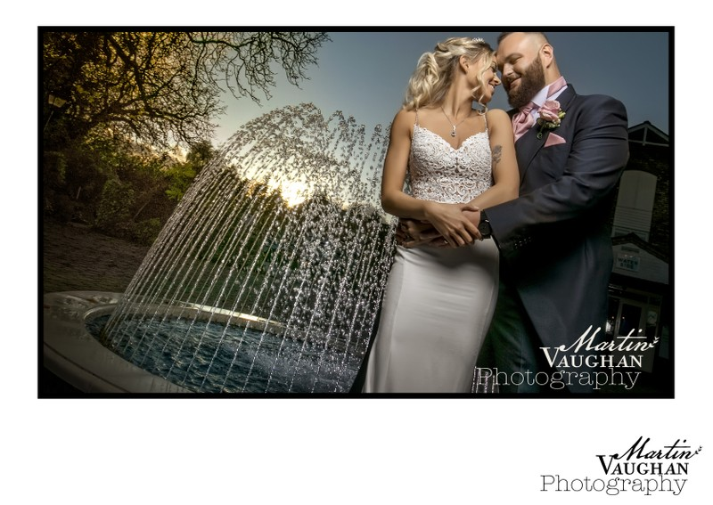 Lion Quays Shropshire  wedding by Martin Vaughan Photography