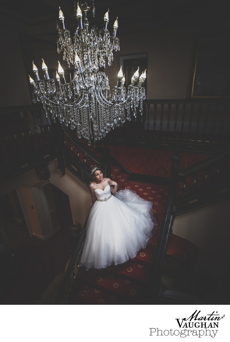Best Maenan Abbey wedding photographer