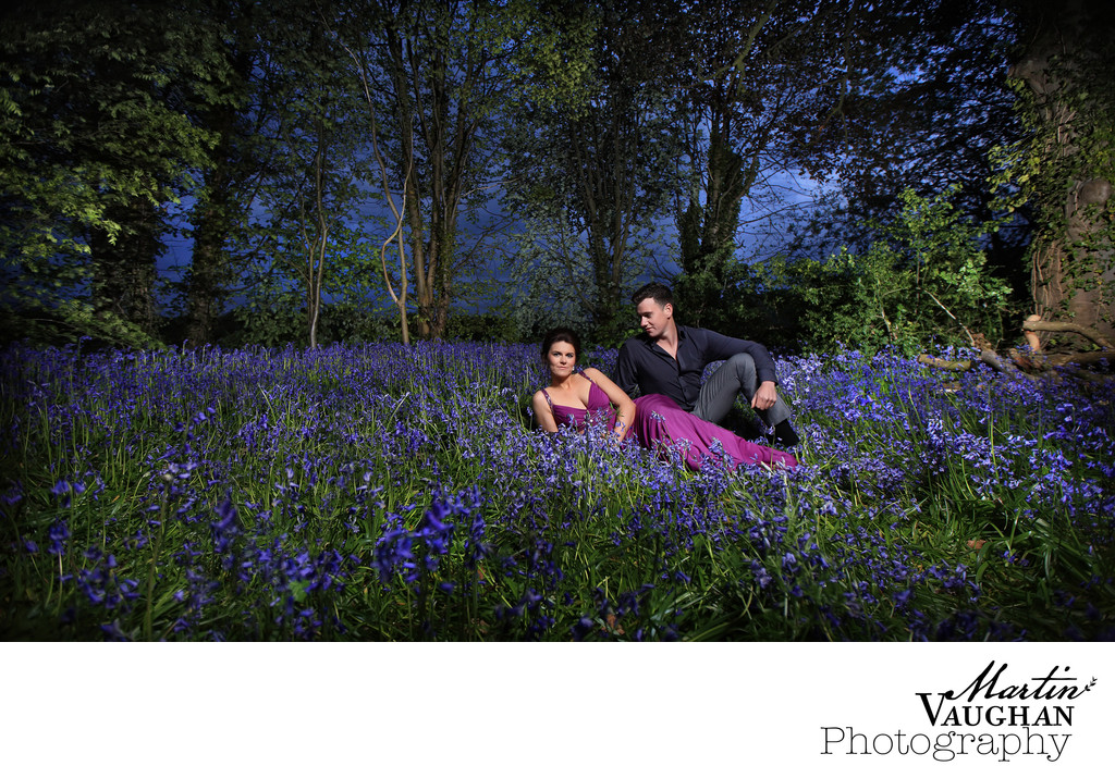 North Wales Wedding Photography in Bluebell