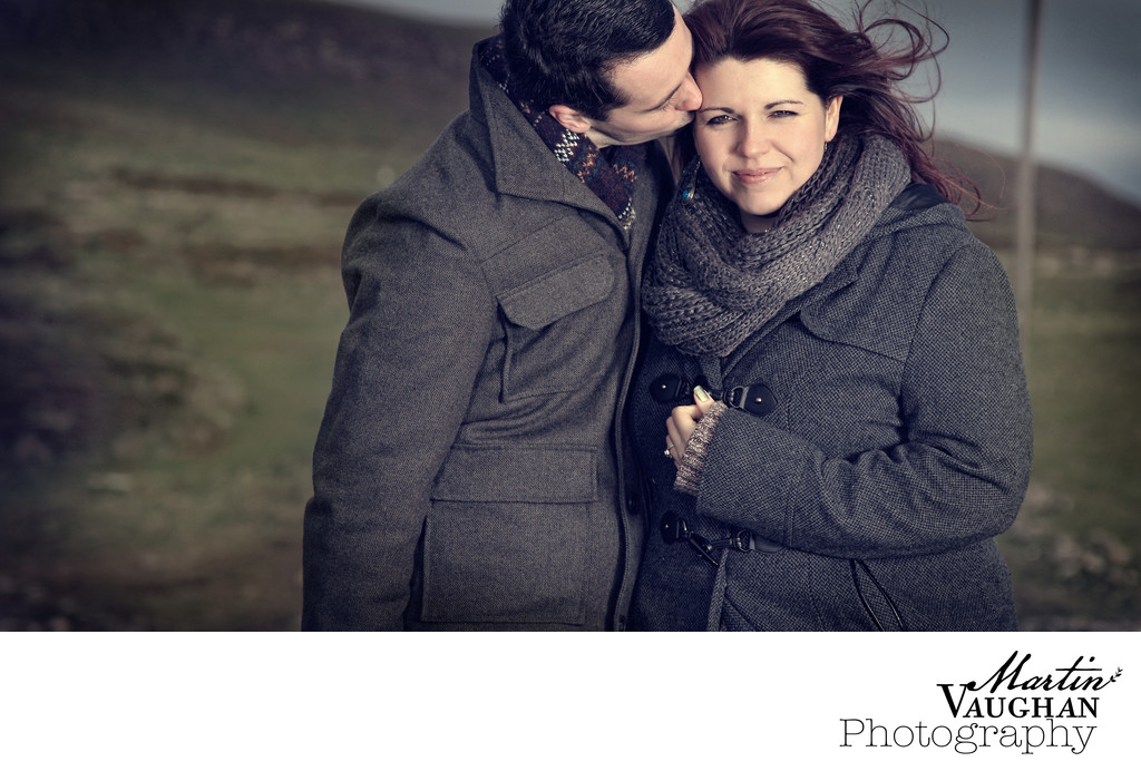 Llandudno pre wedding shoot by Martin Vaughan Photo
