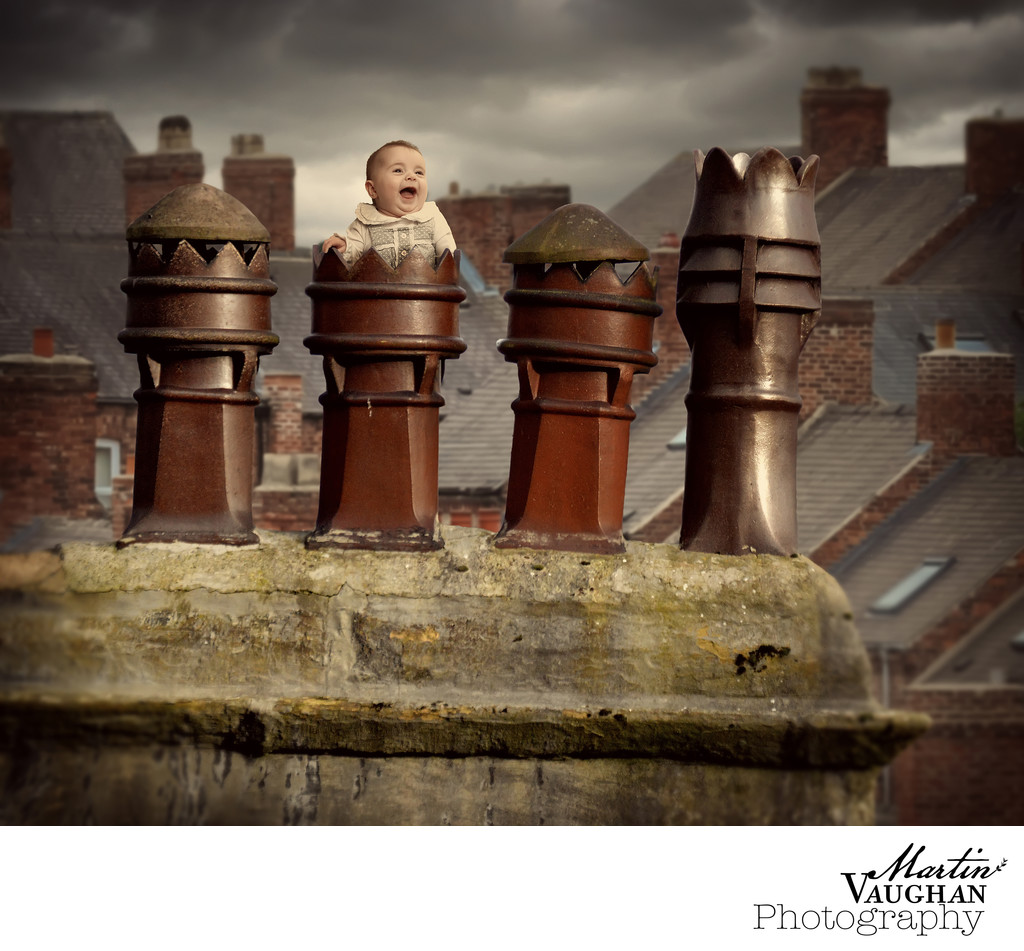 Quirky Colwyn Bay based family photography