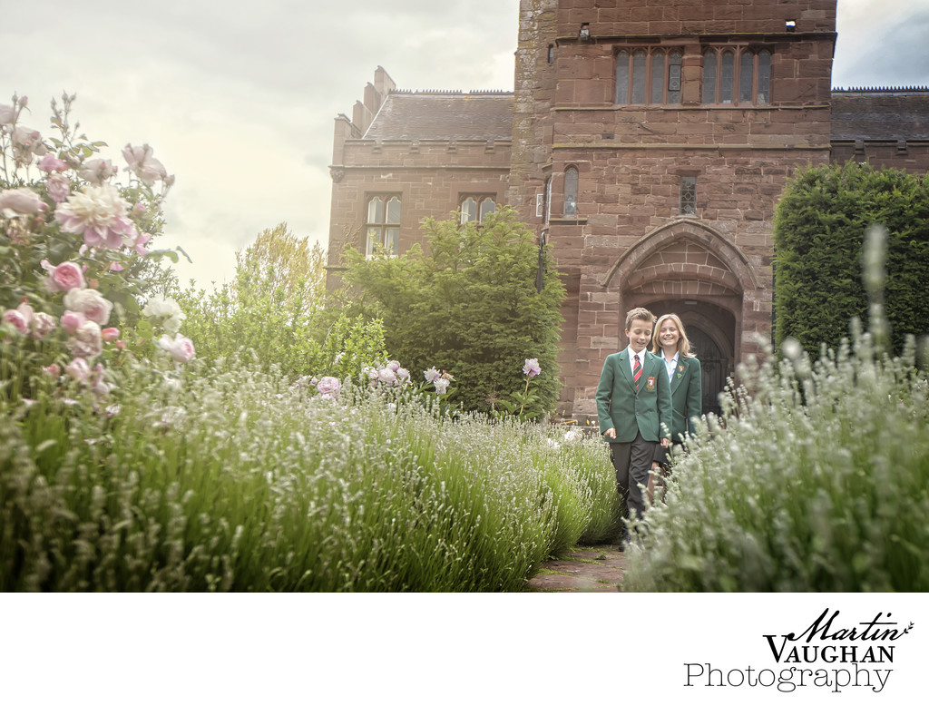 Commercial images for Abbeygate College Cheshire