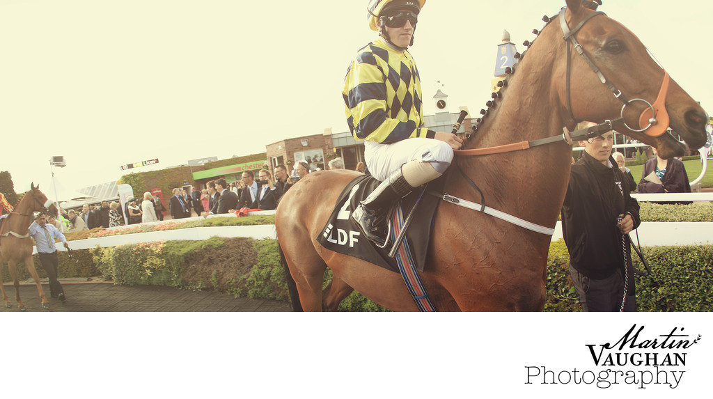 Race day photography in Chester