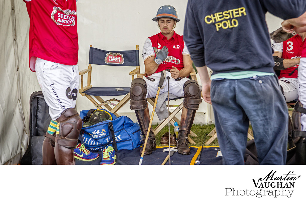 Best photographs of the polo at chester racecourse