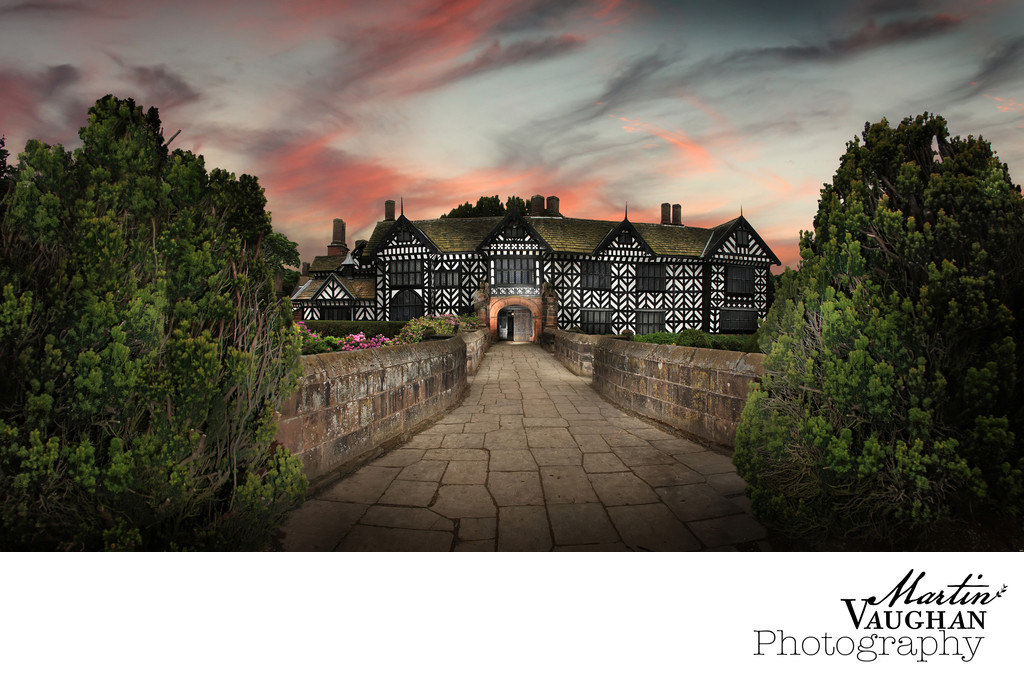 Speke Hall liverpool Photography