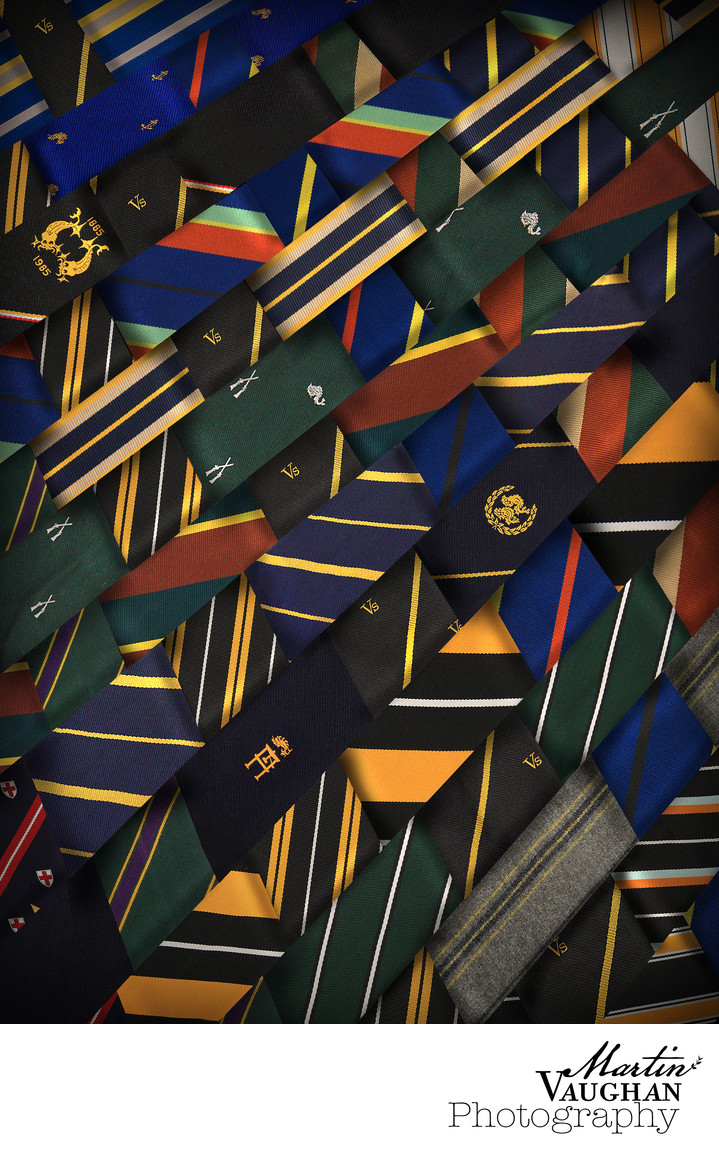 Rydal Penrhos School photographs of school ties