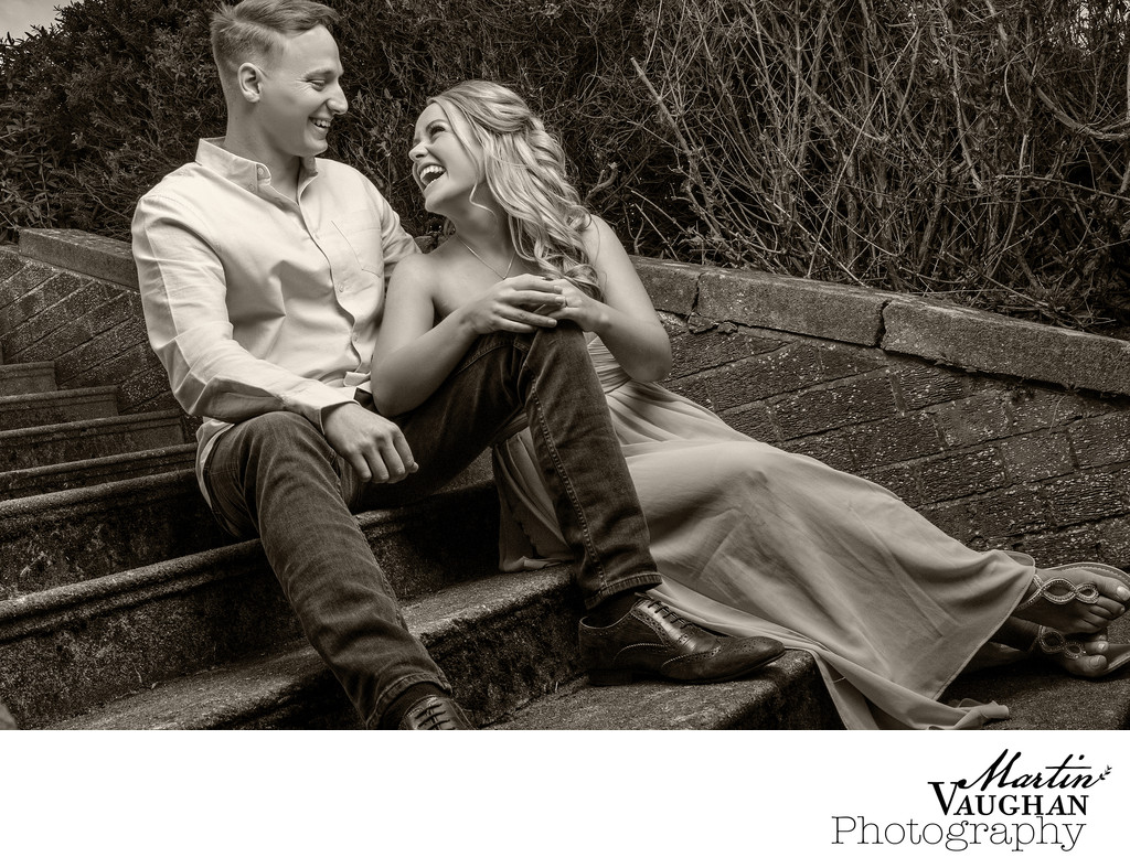 Top engagement shoot North Wales pre wedding shoot