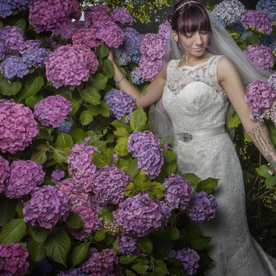 Best wedding photographer Portmeirion North Wales