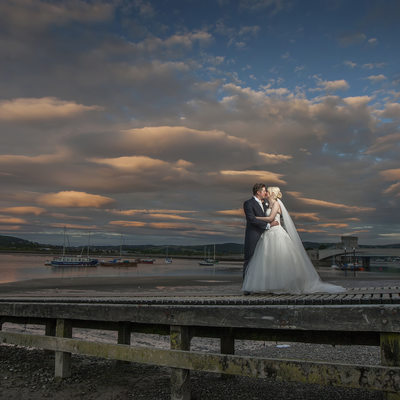 Conwy wedding photographer Martin Vaughan