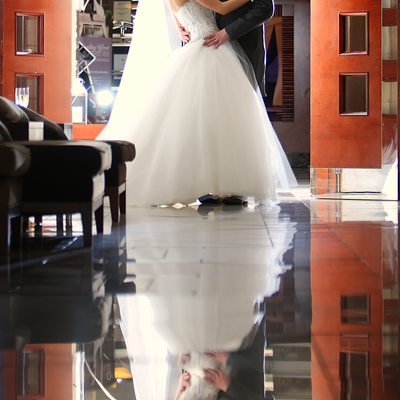 Glamorous wedding photography at Quay Hotel and Spa