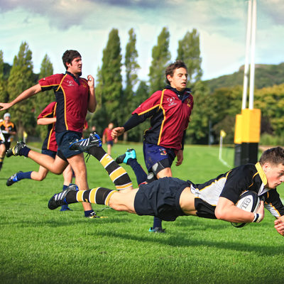 Rydal Penrhos School Rugby photography