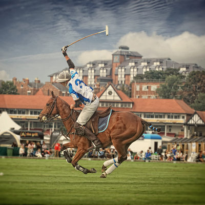 Photographs of Polo photographs at Chester Racecourse