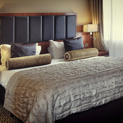 Quay Hotel and Spa Deganwy bedroom images