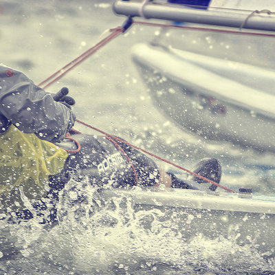 Rydal Penrhos School images of sailing